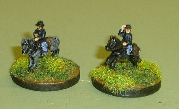 Union force commanders