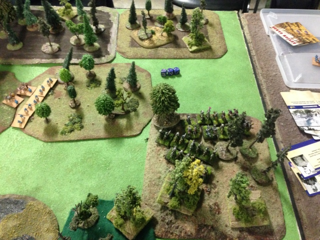 Game 2: Cavalry Flanking
