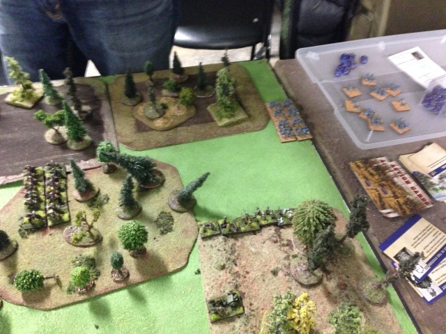 Game 2: End Right flank