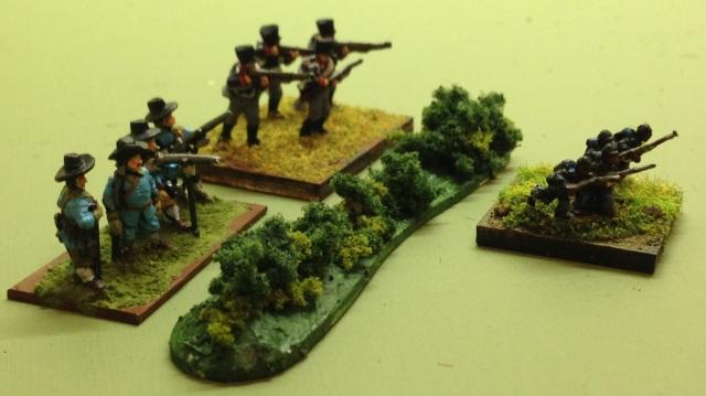 Sample hedges -2