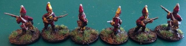 Essex grenadiers set 1